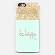 HAPPY DATE MINT by Monika Strigel iPhone 6