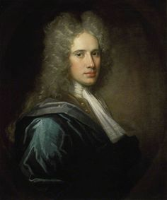 William Aikman (1682–1731), Artist, Self Portrait, 1711, by William Aikman