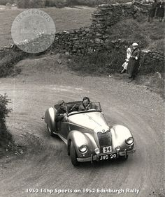 Lea-Francis 14hp Sports 1947 - 1949