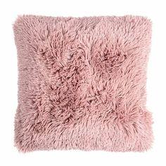 Kissen hochflorig altrosa ca B:45 x L:45 cm (Kissenbezug: 100% Polyester)
