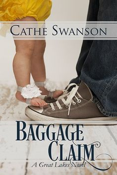 "Baggage Claim by Cathe Swanson  - A book review from Faithfully Bookish: ""I have to say my favorite scenes are the ones with Ben and his four little ones. The story held my interest and the children are completely endearing."""