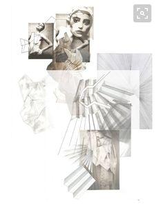 sketchbook layouts that could be used for portfolio pages Sketchbook Layout, Textiles Sketchbook, Fashion Design Sketchbook, Sketchbook Inspiration, Layout Inspiration, Sketchbook Ideas, Ideas Collage, Design Presentation, Portfolio Design