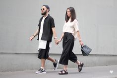 J'aime tout chez toi - French couple from Paris - Alice & js Fashion Now, Fashion Couple, Daily Fashion, Fashion Outfits, Matching Couple Outfits, Matching Couples, Cute Couples, Couple Style, My Style