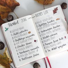{bullet journal} My monthly Setup - October Bullet Journal And Diary, Bullet Journal Banner, Bullet Journal Notes, Bullet Journal Inspiration, Book Journal, Filofax Personal, Herbst Bucket List, Bujo, Smash Book