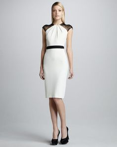 Resultados de la Búsqueda de imágenes de Google de http://cdnb.lystit.com/photos/2012/10/31/badgley-mischka-ivory-black-beadsleeve-belted-cocktail-dress-product-1-5111423-871484128_large_flex.jpeg
