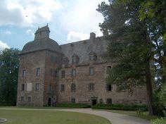 château de Conros, Aurillac, Auvergne