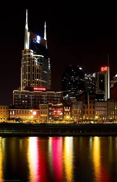 Music City skyline #Nashville