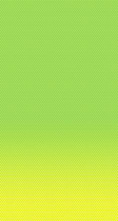 iPhone 5 Wallpaper iOS7 green yellow iphone5c
