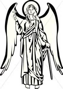 Angel Clipart Free Black and White - Yahoo Image Search Results