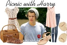 """""""Picnic With Harry"""" by gc-love-1d on Polyvore"""