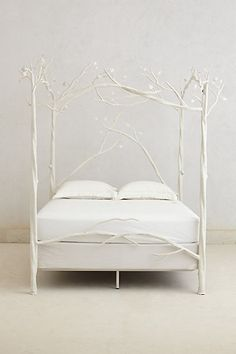 Forest Canopy Bed, Too expensive but really beautiful. I'm searching for a cheaper version.