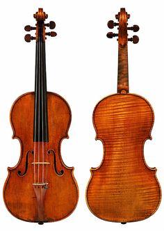 Antonio Stradivari (1644-1737) - Violin Cobbett - Cremona (1683)