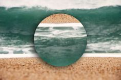 Vague, Bulle, Portugal. Wave, Bubble