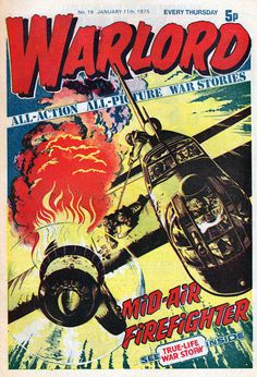 Unless they're bagged with a bundle of gifts obscuring the comic (as many today sadly are) the front cover of a publication is vitally imp. Comic Book Covers, Comic Books, Western Comics, War Comics, Vintage Comics, Vintage Books, Books For Boys, Great Stories, Pulp Fiction