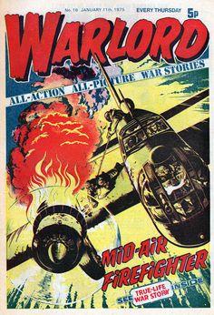 Warlord 16. 1975