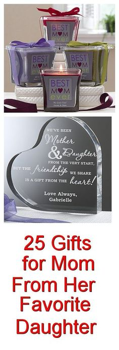 284 Best Christmas Gifts For Mom From Daughter Images In