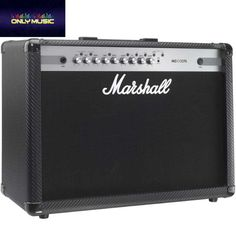 Amplificador Para Guitarra 100 Wats Marshall