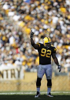James Harrison // Pittsburgh Steelers