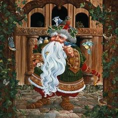 Paintings by James Christensen