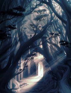 Vesilica : Environments - hunter bonyun