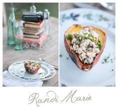 Marlene Bernstein: Vegetarian Wedding: A Medley Of Fresh Produce