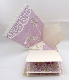 An official inspiration and tutorial blog for La-La Land Crafts.