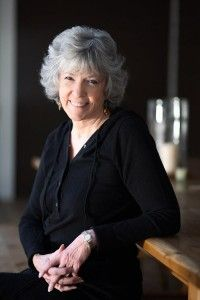 Sue Grafton- famous author and UofL graduate.