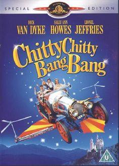 Chitty Chitty Bang Bang 11x17 Movie Poster (1969)