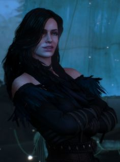 nobsess: A shard of Ice | Yennefer of Vengerberg Fan Page