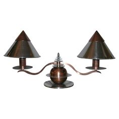 An  Art Deco Table Lamp | From a unique collection of antique and modern table lamps at http://www.1stdibs.com/furniture/lighting/table-lamps/