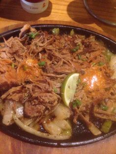 Out in Oro Valley tonight with all 3 of my Angels. The pork carnitas fajitas were awesome!!