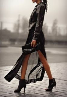 Ashlees Loves: Back to Black! #BackToBlack #AllBlack #Black #fashion #style