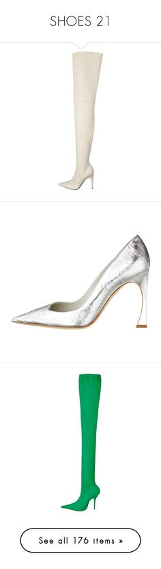 """""""SHOES 21"""" by donnatellmeno ❤ liked on Polyvore featuring boots, shoes, pumps, heels, clear heel pumps, gianvito rossi pumps, acrylic heel shoes, perspex-heel shoes, satin pumps and brown"""
