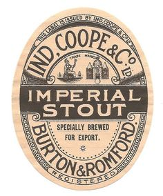 My grandfather, father and several uncles and aunts worked in the brewing trade here in the North East. There have always been beer bottle labels in our family, but I was never really inter… Beer Labels, Bottle Labels, Beer Bottle, Beer Memes, British Beer, Beer 101, Uk History, Beer Poster, Vintage Packaging