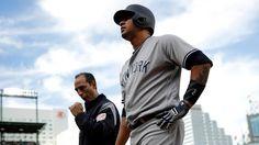 #MLB: El Quisqueyano Gary Sánchez se perderá cuatro semanas por lesión en bíceps