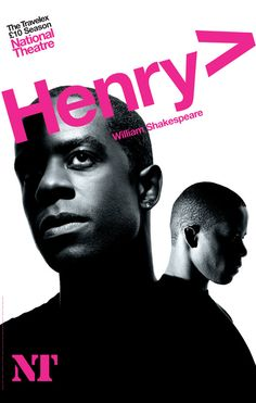 Henry V - National Theatre Posters