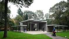 Gallery - Rietveld Pavilion at the Kröller-Müller Sculpture Garden / Gerrit Rietveld - 3