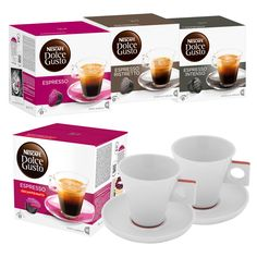 nescaf dolce gusto probierbox mix kaffee cappuccino. Black Bedroom Furniture Sets. Home Design Ideas