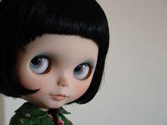 Vanilladolly custom #Blythe-adorable