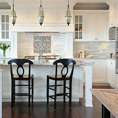 Sarah richardson kitchens and design on pinterest for Sarah richardson kitchen ideas