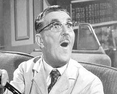 Ten Best The Andy Griffith Show TV Characters:  HOWARD McNEAR as Barber Floyd Lawson