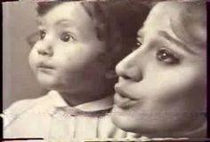 مديحةكامل و ابنتها الوحيدة ... ميرهان