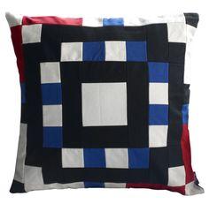 Stripe Decorative Pillow Decorative Pillow Covers Cotton Pillows Multi Color D