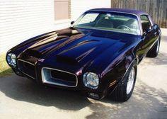 Pontiac Formula Firebird...Kandy paint