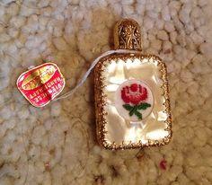 MOP perfume bottle