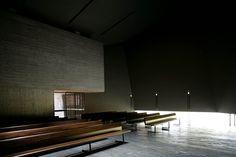 Kaze-no-Oka Crematorium by Fumihiko Maki