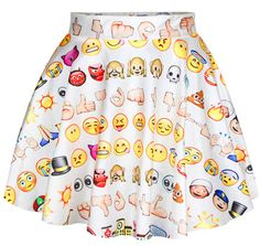 Emoji skirt - love it sooooo much so cute and so me ❤