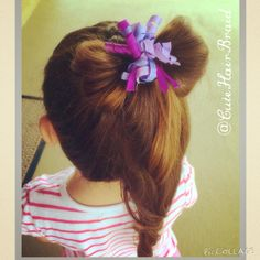 Beautiful bow for the girls