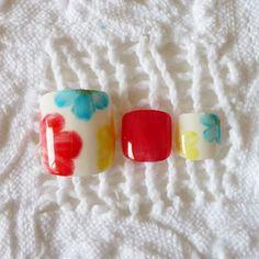 「 サンプル 梅雨を楽しむドリーミィネイル 」の画像|辻堂 茅ヶ崎 爪に優しいウェットケアつきジェルネイル|Ameba (アメーバ)