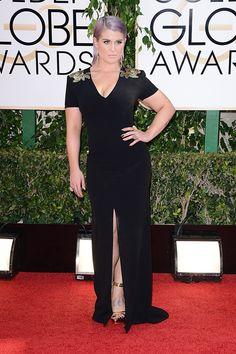 Golden Globes Red Carpet 2014. #glamour #dress #chic #fashion #moda #estilo #vivalochic #RedCarpet